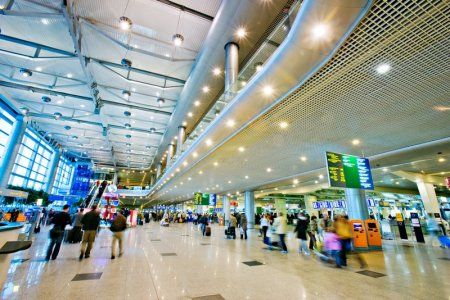 На 10% вырос в I полугодии 2017 г. пассажиропоток аэропорта Домодедово - Сайт города Домодедово