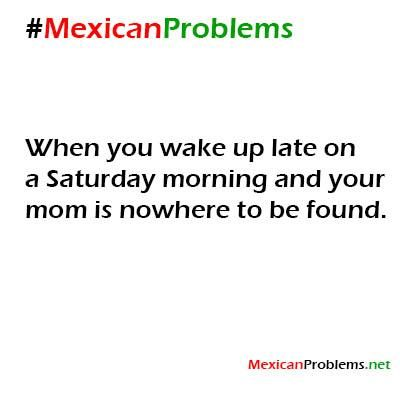 Mexican Problem #9449 - Mexican Problems