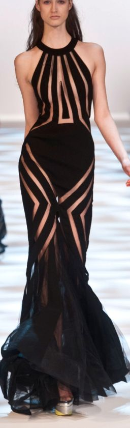 Georges Chakra Fall 2012 Couture                                                                                                                                                                                 More