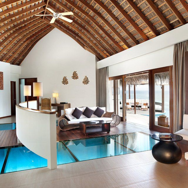 (3) Fancy - Ocean Haven Suite @ W Maldives Retreat
