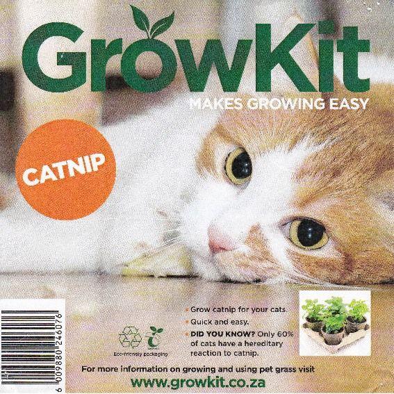 GrowKit Catnip