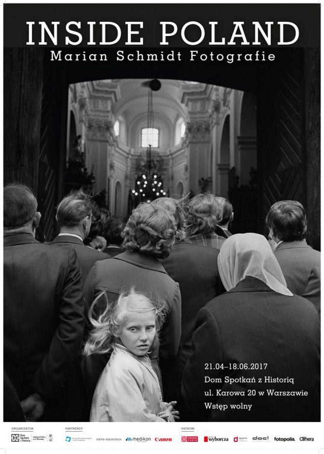 Inside Poland. Marian Schmidt. Fotografie April 21st – June 18th, Warszawa, Karowa 20. Free entrance 12-20 hrs.
