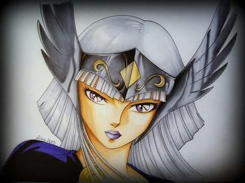 Hilda Polaris (Asgard saga)