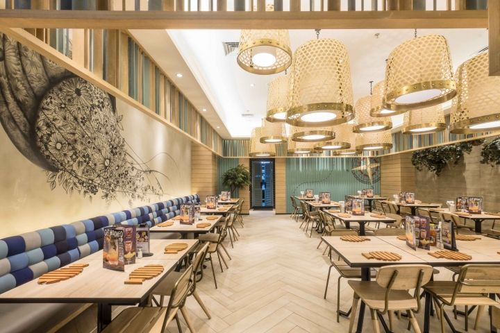 Fish & Co 2 restaurant by Metaphor Interior Architecture, Jakarta – Indonesia » Retail Design Blog