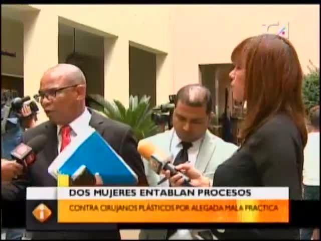 Dos Mujeres Presentan Procesos Judiciales Contra Cirujanos #Video