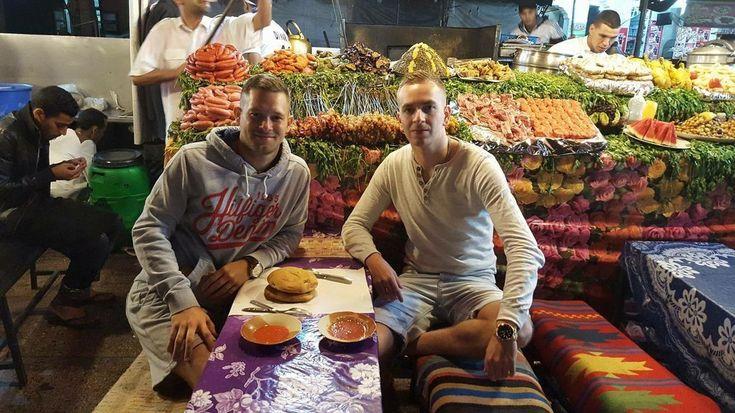 Presne tieto požiadavky spĺňal Marakéš, ktorý je už dlhé roky najnavštevovanejšie mesto v Maroku.