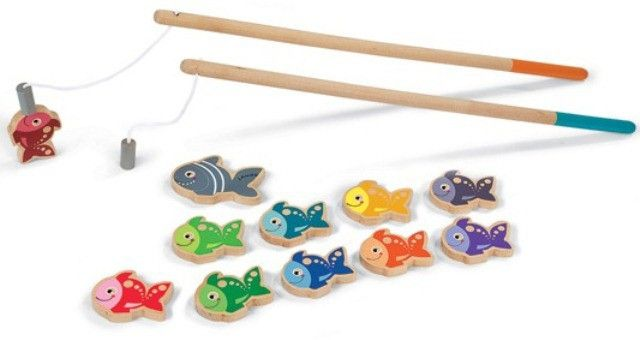 Janod - Let's Go Fishing Game Looks like so much fun...really I just want to play #EntopyWishList #PinToWin