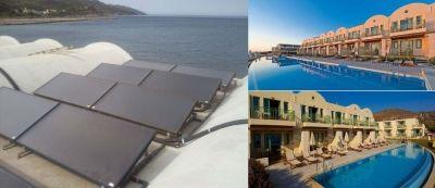 Hotel Grand Bay - Ηλιοθερμικό Σύστημα