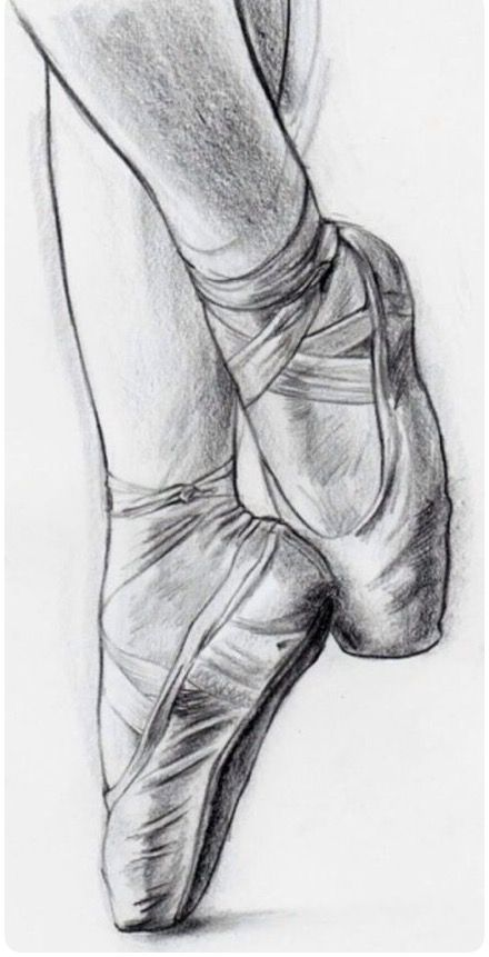 Ballerina dancer....#ballerina shoes#sketches