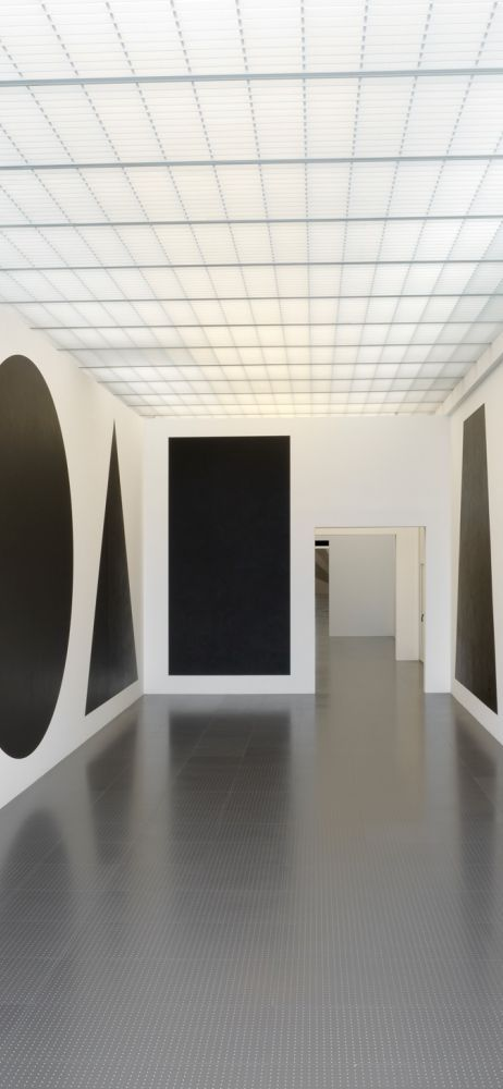 Sol LeWitt. Dessins muraux de 1968 à 2007 at the Pompidou-Metz