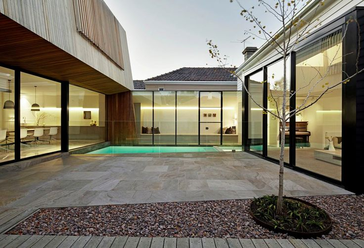 House 3 in Australia designed by Coy Yiontis Architects