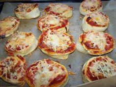Rezept: Pizzaschnecken nach Weight Watchers Bild Nr. 10