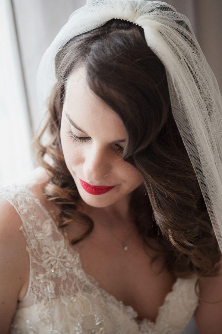 319 best vintage bridal makeup images on pinterest | red, wedding