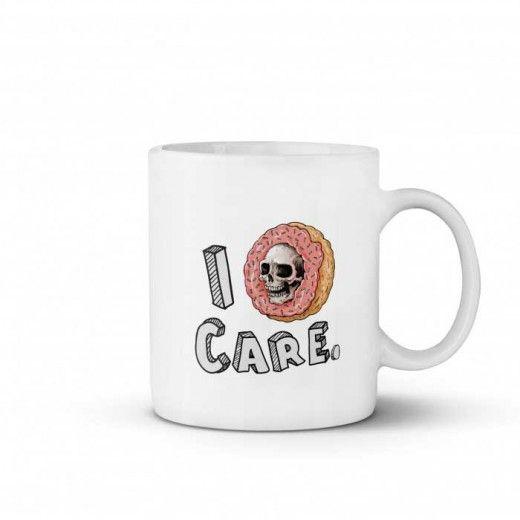 Donut Care - Coffee Mugs