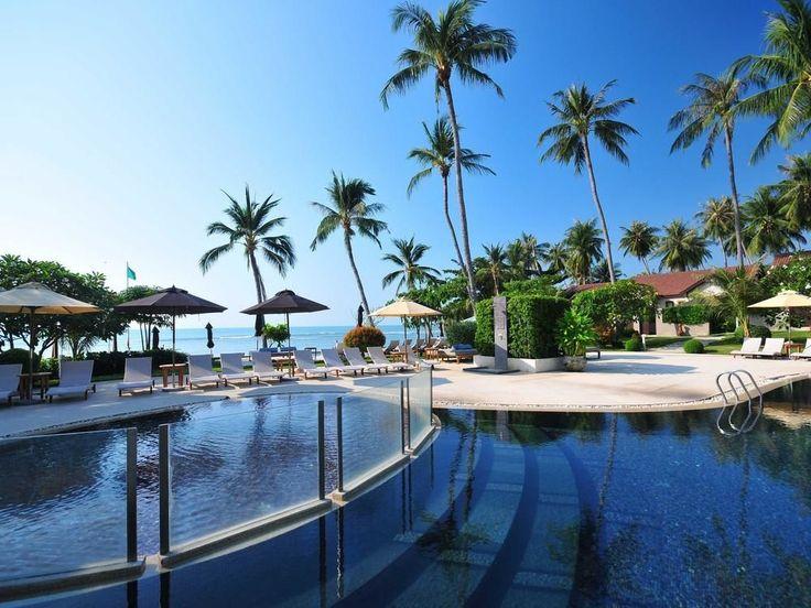 Mercure Koh Samui Beach Resort, Koh Samui, Outdoor Pool, pretty, beachside, cheap