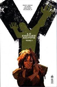 Y Le dernier homme tome 2 de Vaughan, Guerra, Parlov et Marzan
