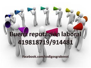 Codigos Grabovoi: Buena Reputacion Laboral