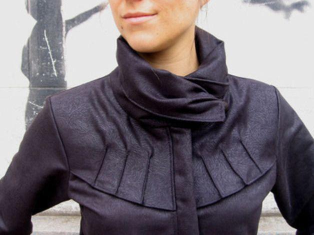 Giacche corte - chaqueta negra - un prodotto unico di chivato su DaWanda
