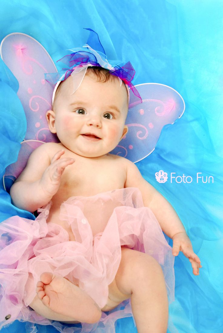 baby fairy girl
