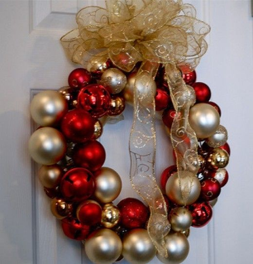 20 best 2013 christmas ornament ball wreaths images on for Decor 07834