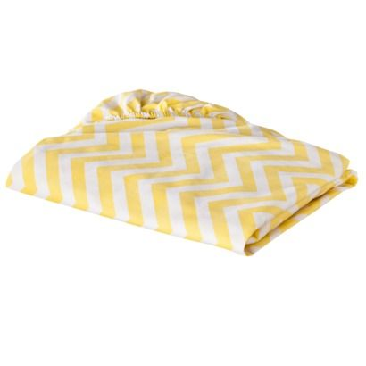 Circo Chevron Fitted Crib Sheet, hard to believe these are so inexpensive.  (lots of pretty colors & you can afford one of each!)  #pinparty #fisherprice