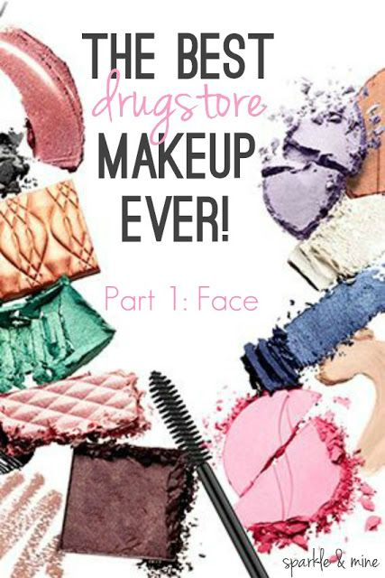 The Best Drugstore Makeup Ever! Part 1: Face