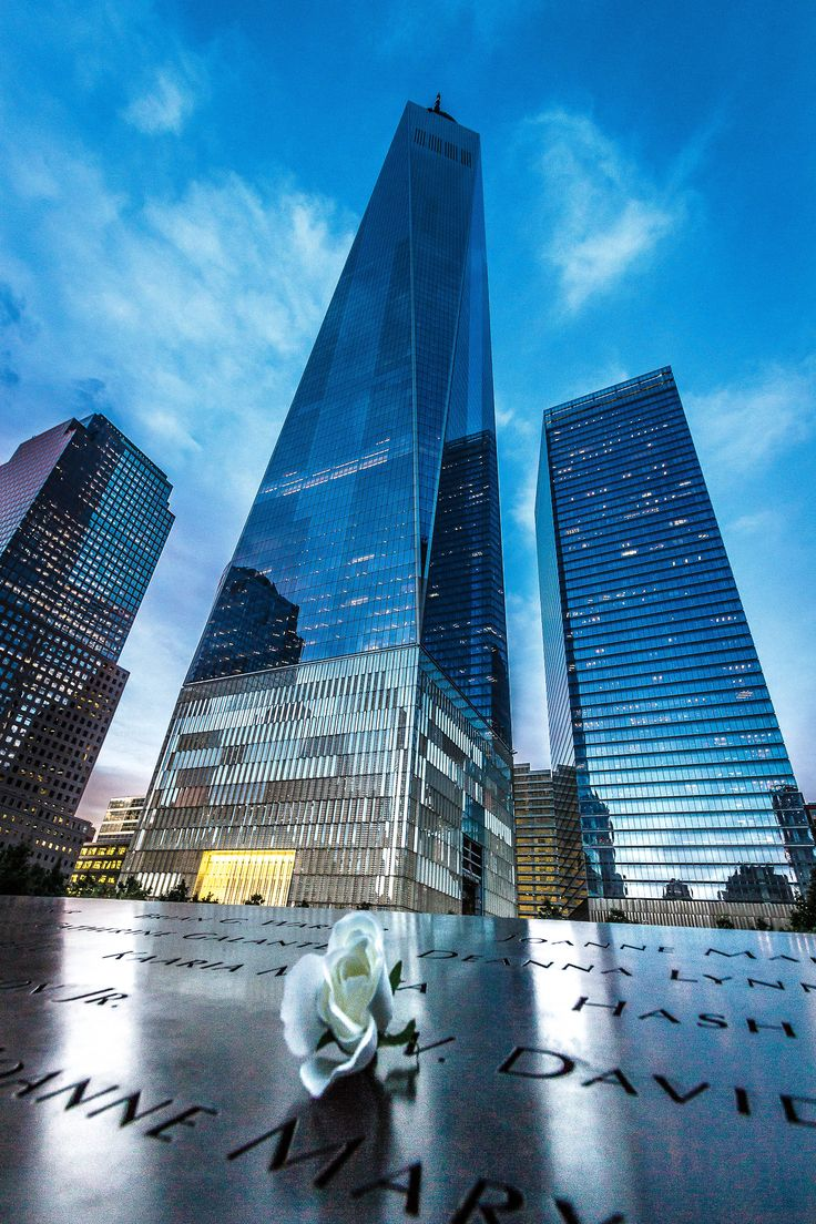 One World Trade Center by gabriele frau by newyorkcityfeelings.com - The Best Photos and Videos of New York City including the Statue of Liberty Brooklyn Bridge Central Park Empire State Building Chrysler Building and other popular New York places and attractions.