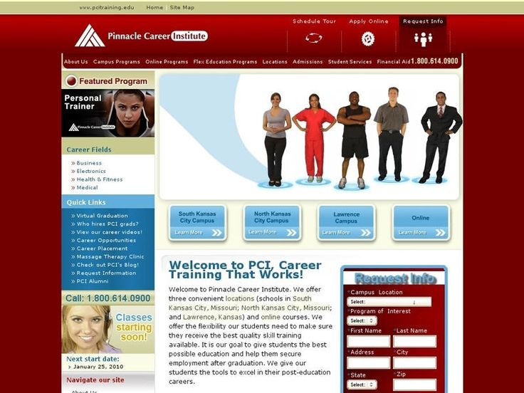 Pinnacle Career Institute: Kansas City