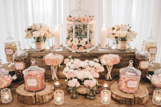 How cute is this candy bar? We have all the glassware to create this look. Call us today at 937-885-5454/513-315-9110. Visit our website for more information. www.aspartyrental.com