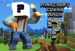 Hola chicos hoy vamos a jugar al quién es quién, pero en versión Minecraft. En este juego como en el clásico quién es quién debes acertar el rostro misterioso de tu adversario antes que él lo haga contigo, pero esta vez será online, jugando contra otros jugadores en tiempo real o si lo prefieres puedes jugar en modo de un jugador y competir contra la CPU.