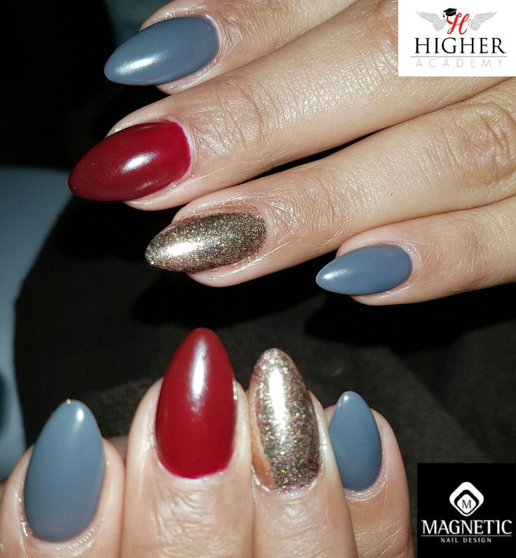 The 21 best Nails @ Higher Academy Magnetic Nails UK images on ...