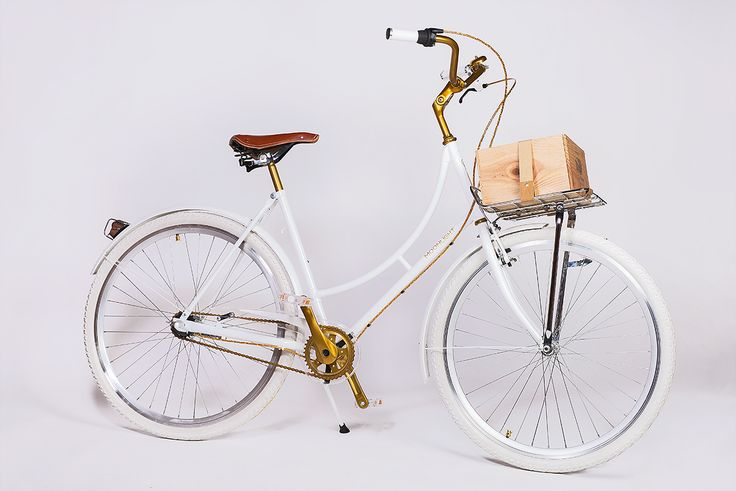 Moonlight White Queen   Rowery miejskie Bikes Bazaar
