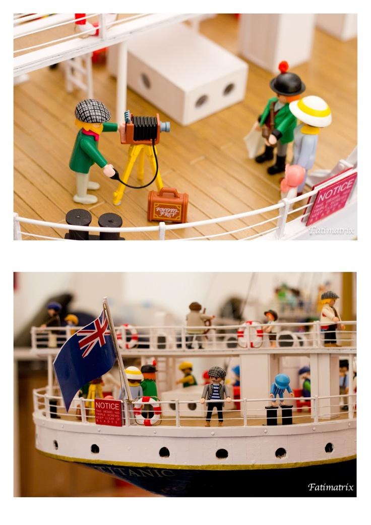 Titanic Playmobil