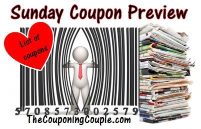 Sunday Coupon Preview for 5-18 -2014 ~ Find out what #coupons to expect in the inserts  Click the link below to get all of the details  ► http://www.thecouponingcouple.com/sunday-coupon-preview-for-5-18-2014-2-redplum-1-smartsource/