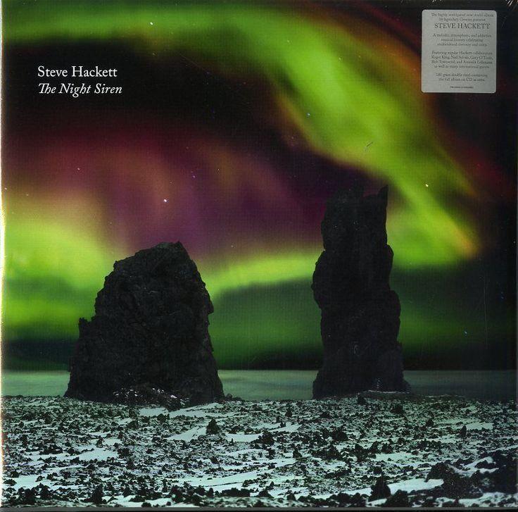 Hackett Steve - The Night Siren - 3  LP Vinile 180 grammi   Nuovo Sigillato