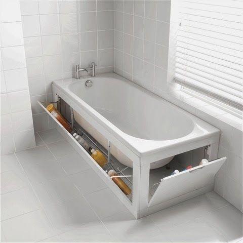 Sweet home: 60 идей организации и хранения в ванной