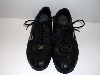 BEBE BLACK RUNNING SNEAKER TENNNIS WALKING SHOE EMBELLISHED WITH RHINESTONES $69.99