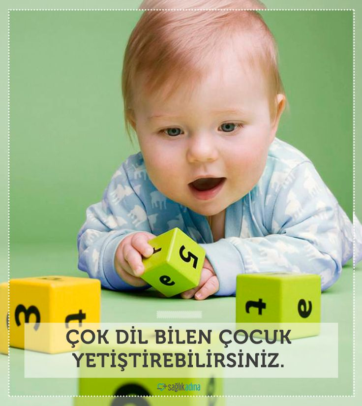 0-2 yaş arası dil edinimi için kritik dönem olarak adlandırılıyor. Çocuk o yaşlarda duyabildiği ve maruz kaldığı iki- üç dili öğrenebiliyor.