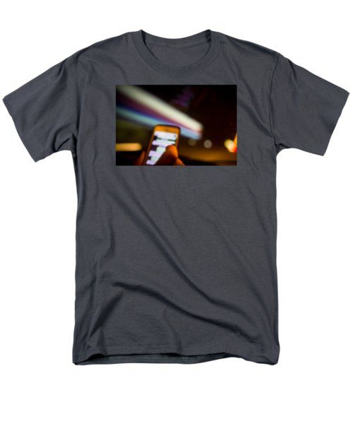 Will Be At Home In 5 Minutes T-Shirt by Cesare Bargiggia