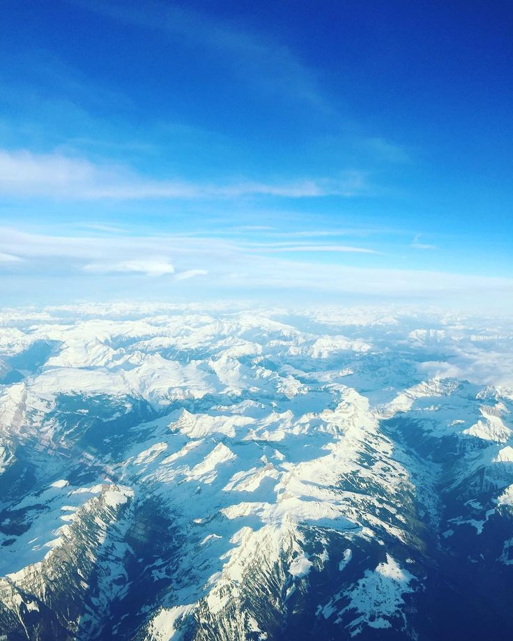 Beautiful view of the alps  it's not about the breaths we take but the moments that take our breath away  #aviation #pilot #femalepilot #aviationphotography #instagramaviation #avgeek #captain #alps #mountains #sky #high #highlife #dreambig #goodvibes #clouds #sunshine #bestview #viewfromthetop
