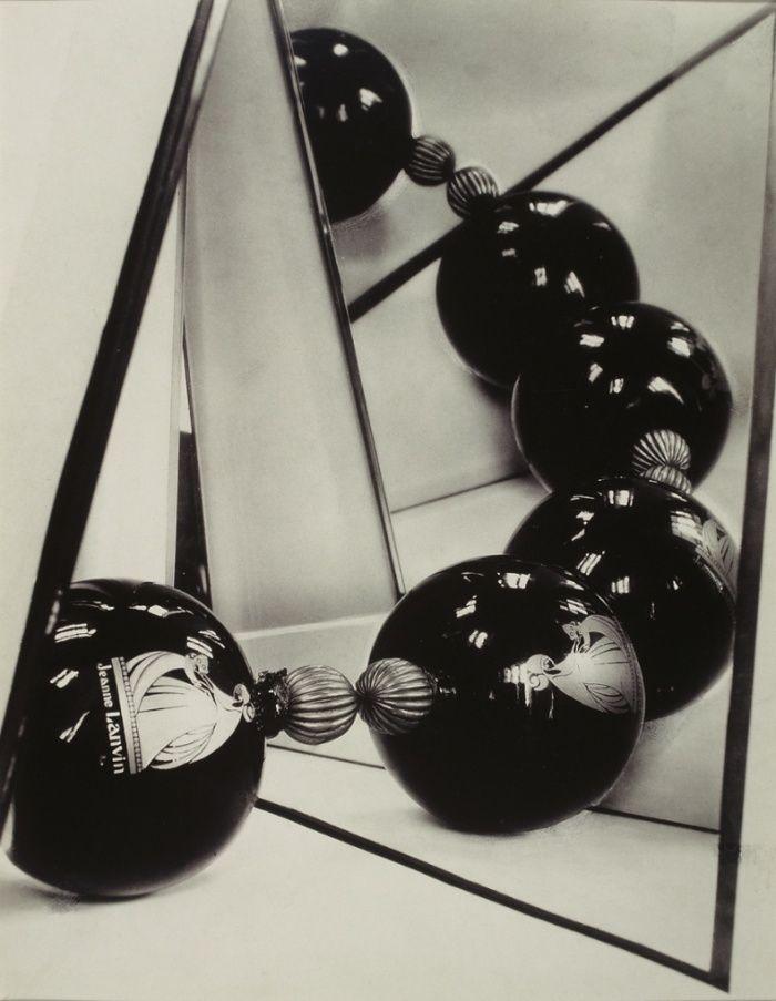 Florence Henri Jeanne Lanvin, 1929.
