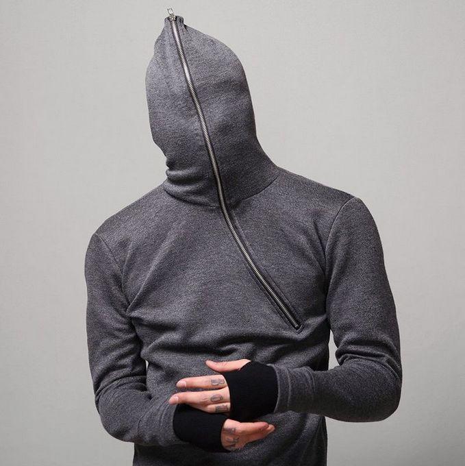 2015 продажа мужские толстовки и кофты диагонали молнии с капюшоном дуги подол манжеты дизайн перчатки толстовки с капюшоном на молнии с капюшоном мужчин