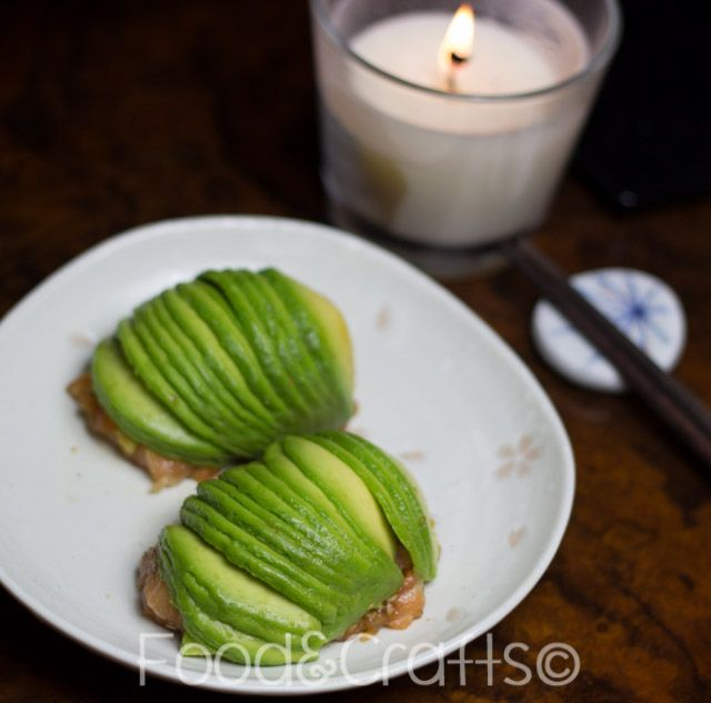 food&crafts: Sushi spicy salmon bonbon per San Valentino
