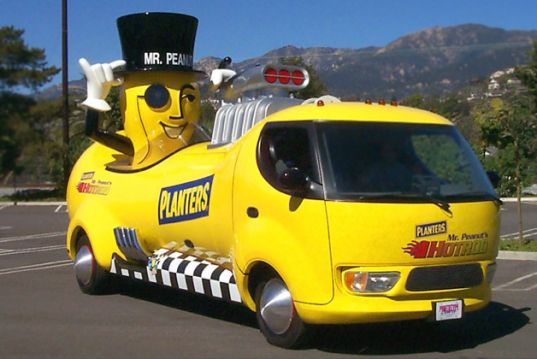 Small Car Planters : Best images about mr peanut on pinterest image search