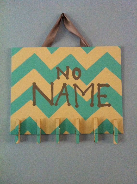 This no name board is an awesome tool to use for those students I will have that DO NOT WRITE their name on their papers...It is inevitable, it will happen!