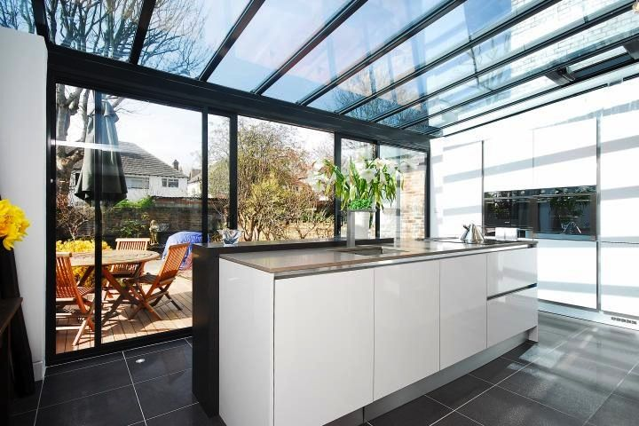 KITCHEN EXTENSION IN ACTON