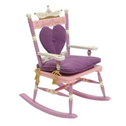 Levels Of Discovery Kids Rocking Chair Royal Princess Rocking Chair