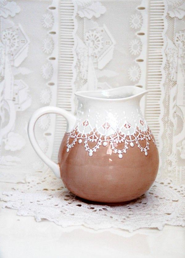 Lace Painted Vessel - Picsity.com
