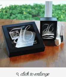The Wedding Shadow Box Set