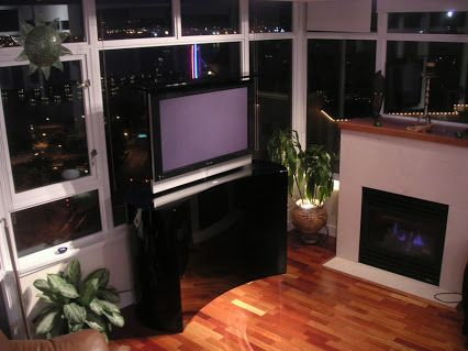 like openplan living but not sure where the tv should go invest in